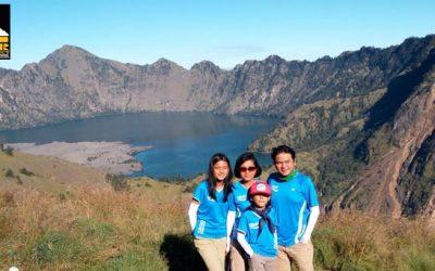 Mount Rinjani Trekking Package price