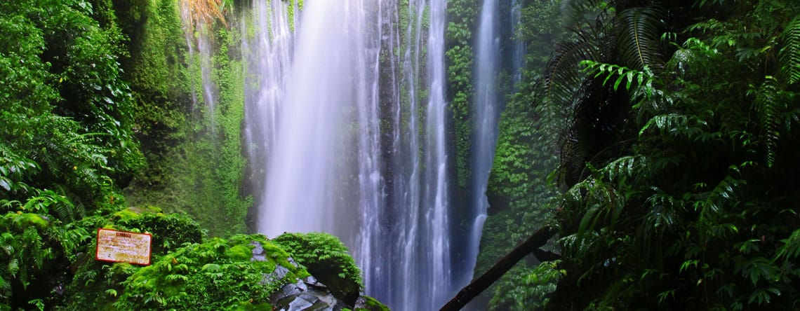 Waterfall Tour Lombok , Sindang Gila Waterfall